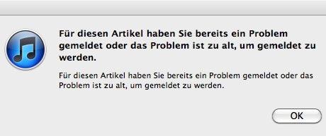Alarm mit Stil – Fehlermeldungen unter Mac OS X docXter