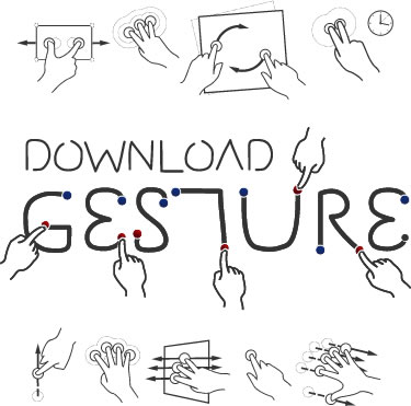 Gesture Library